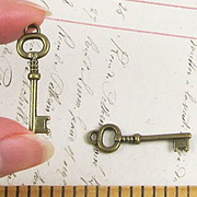 Antique Metal Keys