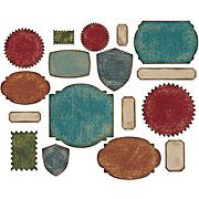 Tim Holtz Thinlits Mini Labels Die Set