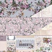 Lavender Butterflies 12x12 Paper Pad