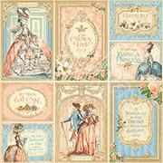 Gilded Lily Lavish Lifestyle Scrapbook Paper