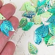 Leaf Sequin Mix*