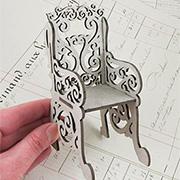 Fancy Chair 5 Inch