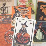 Wicked Gypsy Large Ephemera Set