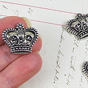 Lightweight Silver Crowns