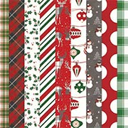 Mad 4 Plaid Christmas 6x6 Paper Pad