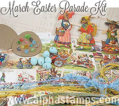 March 2013 Kit - Easter Parade