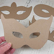 Large Mask Set 2 - Set of 4