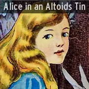 Alice in an Altoids Tin Kit - May 2016