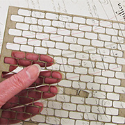 Medium Brick Wall Texture Sheet