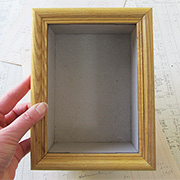 Medium Frame Shadowbox