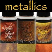 Lindys Stamp Gang - Little Lindy Kits - Metallics