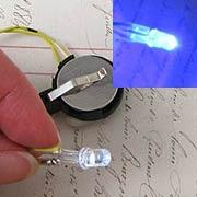 Mini LED Light - Blue