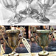 Tim Holtz Mini Trophy Cups