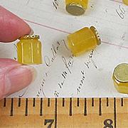 Mini Resin Honey Jars