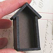 Mini Houses Shrine Kit - Set of 2