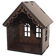 Mini Votive House Shrine Kit