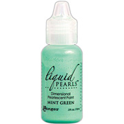 Liquid Pearls - Mint Green*