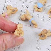 Micro Mini Baby Dolls