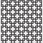 Moroccan Star Tiles Embossing Folder