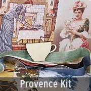 Provence French Country Kit - October 2015 - SOLD OUT