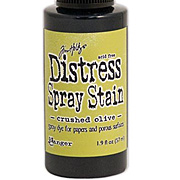 Distress Spray Stain - Crushed Olive