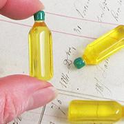 Resin Olive Oil Bottle