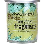 Opaque Color Fragments - Mint