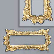 Ornate Brass Frame