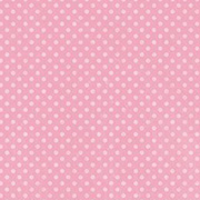 Double Dot Passion Fruit Pink Scrapbook Paper