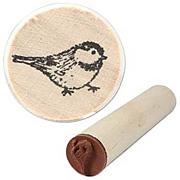 Tiny Peg Stamp - Bird