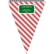 Holiday Stripes Pennant Pad*