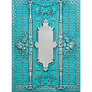 Spellbinders Embossing Folder - Persian Splendor