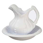 Pitcher & Basin Set