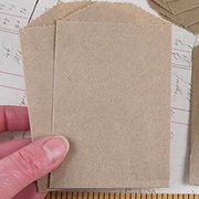ATC Size Kraft Envelopes
