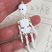 Small Plastic Skeleton**