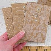 Attic Treasures Printed Envelopes