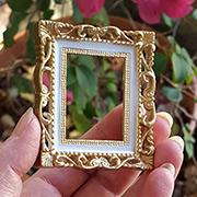 Rectangle Gilded Frame