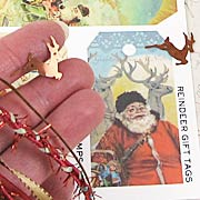 *Reindeer Tags FREE Gift Kit