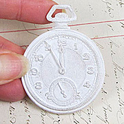 Resin Pocket Watch