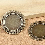 20mm Round Picture Frame Setting*