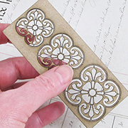 Mini Tudor Rose Singles