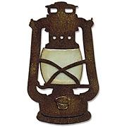 Tim Holtz Rustic Lantern Die
