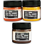 Finnabair Art Extravagence Rust Paste Set