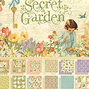 Secret Garden 12x12 Paper Pad - Deluxe Collector&#39s Edition