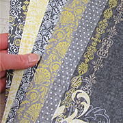 Shadow Brocade Scrapbook Paper Set