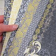 Shadow Brocade Scrapbook Paper Set