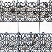 Chipboard Border Strips - Shells