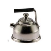 Silver Tea Kettle