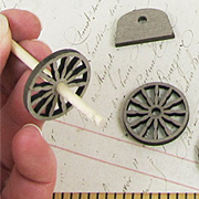 Tiny Fancy Wheels Set*