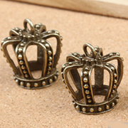 Large Imperial Crown Charm or Pendant*